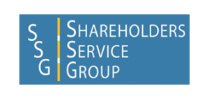 SSG - Shareholders Service Group
